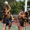 2012 Netball Action