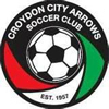 Croydon City Arrows SC Red Logo