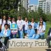 Team Palau 2012 - Welcome Ceremony