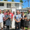 Wenlock and Mandeville visit to Kiribati