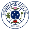 Moreland City SC Red Logo