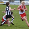 2012, Round 17 Vs. Toora - Football