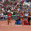 London Olympics: Athletics