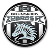 Brunswick Zebras FC Orange Logo