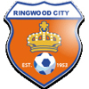 Ringwood City FC SW Blue Logo