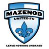 Mazenod United FC Silver Logo