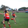 Round 16 - Under 18 Diggers v Woodend 11.8.2012