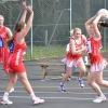2012, Round 19 Vs. Yarram - Netball