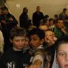 Bonbeach kids play on MCG