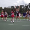 W2012/09/01 for B Reserve Netball & U18's Football - First final at Healesville