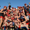 2012 Grand Final Teams and Best Players