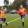U17 Girls Training