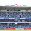 Round 3 Southern Cross Strikers Vs Greater Geelong Galaxy Under 13 and Under 15 Girls at Simonds Stadium, Geelong