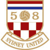 Sydney United 58 FC Logo