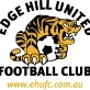 Edge Hill  Yellow Logo
