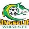 Kingscliff District Football Club Inc. Yellow Logo