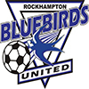 Bluebirds United FC Logo