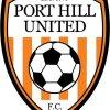 Rescom Security Port Hill United (D2) Logo