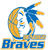 Bendigo Braves Logo
