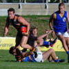 Practice Match Werribee  v Williamstown March 1st @ Whitten Oval