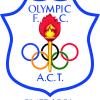 Canberra Olympic 16 Logo