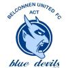 Belconnen United PL Logo