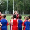 Brisbane Lions Visit 2013