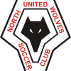 North United Wolves SC AAFri/02-2019 Logo