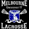 Melbourne University Blue Logo