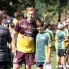 NRL Broncos Holiday Clinic