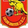 Lalor United Junior SC Yellow Logo