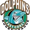 East Coast Dolphins Logo