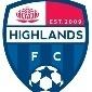 Highlands FC  Logo