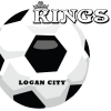 Logan City Kings City 5 Logo