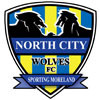 North City Wolves FC Logo