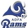 ADFA/RMC Rams Logo