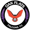 Oak Flats Falcons Logo