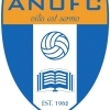 ANU Orange - Mas 1 Logo