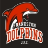 Frankston Dolphins Red U14 Girls Logo