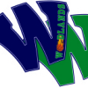 Woodlands Warriors Swish Logo