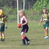 Under 8 Blues & Whites Coolum High 26.5.13
