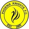 Phoenix Knights FC Black Logo