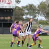 Round 7 Snr Women vs Nth Geelong