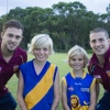Brisbane Lions 2013 Visit to Jets