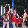 Round 9 Netball C Diggers v Woodend 15.6.2013