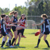 Under 15 Girls V Nambour July 21