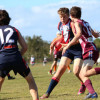 Under 14's V Bribie Is. 28.7.13