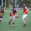 2013 R18 Reserves Rupertswood v Diggers 17.8.2013