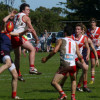 2013, Thirds 1st Semi-Final Vs. MDU