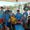 2013 Titans Beach holiday clinic at North Kirra